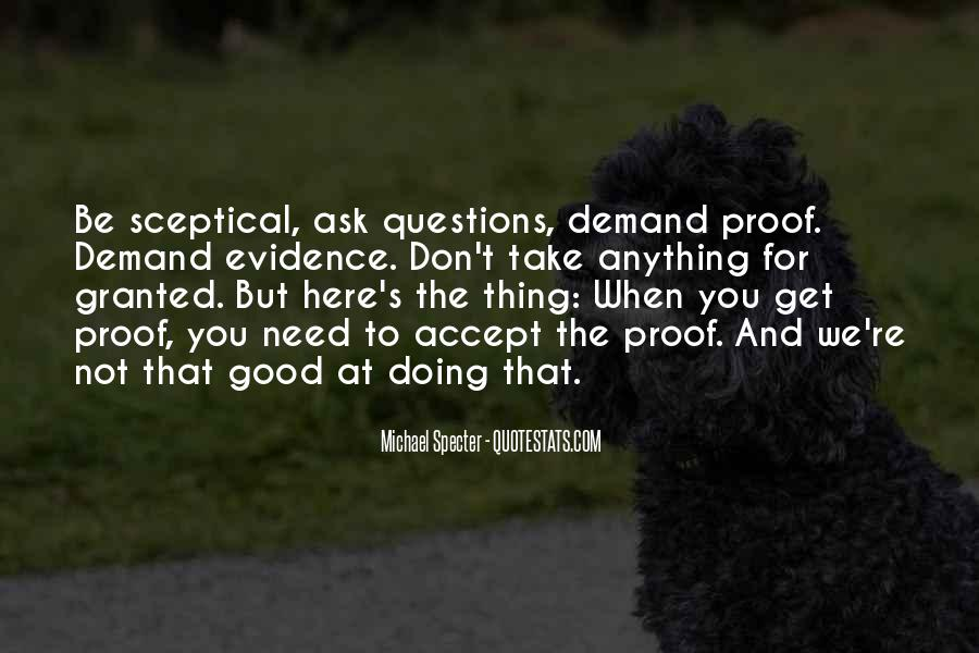 Questions To Ask To Get Good Quotes #210861