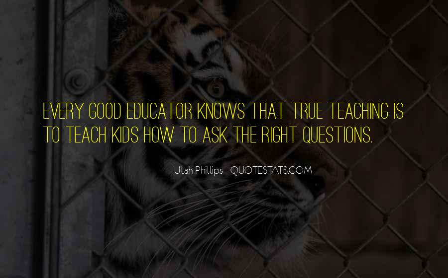 Questions To Ask To Get Good Quotes #512948