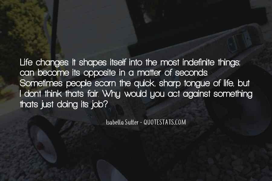 Quick Tongue Quotes #1340424