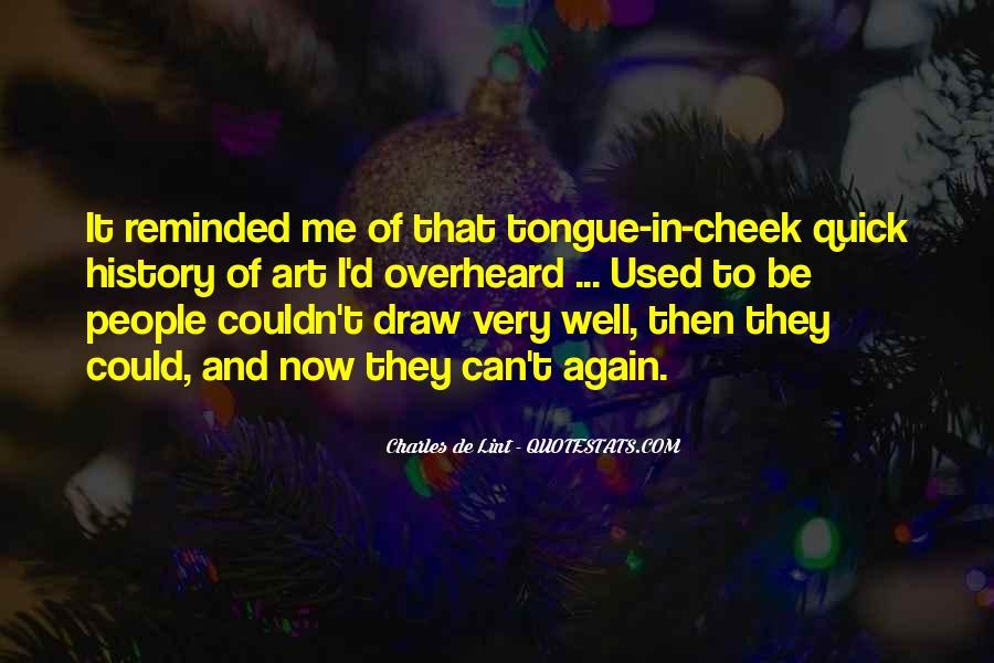 Quick Tongue Quotes #931331