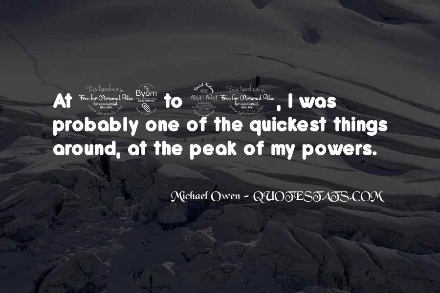 Quickest Quotes #375631
