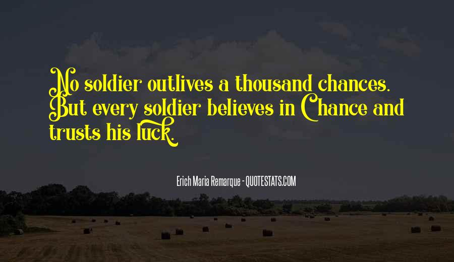 Quiet On The Western Front Quotes #1339088