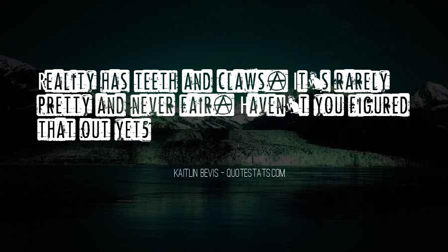 Quotes About Bevis #1234014