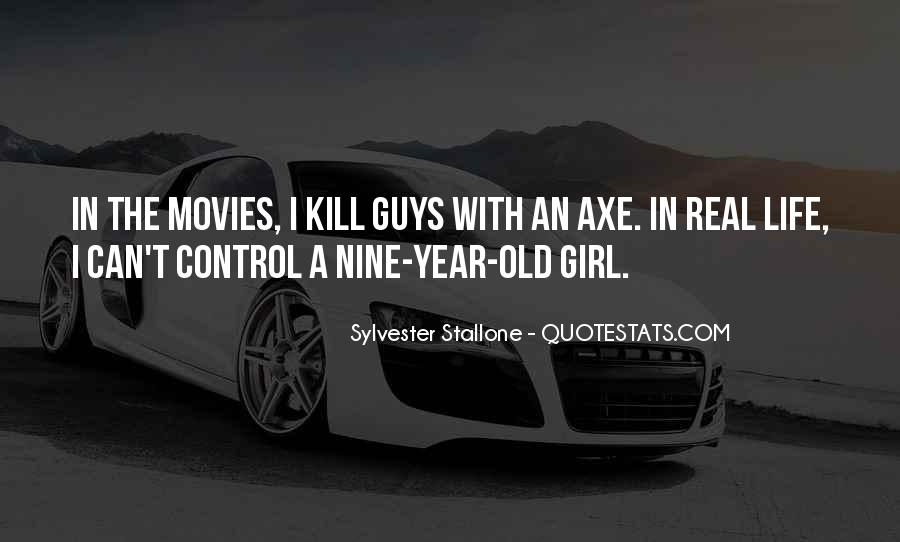 Quotes About Axe #456144