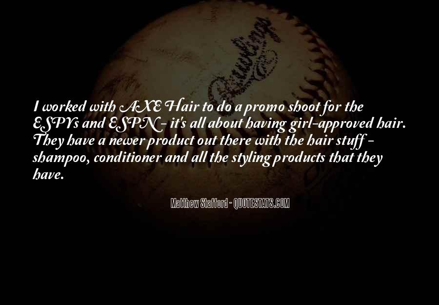 Quotes About Axe #574874