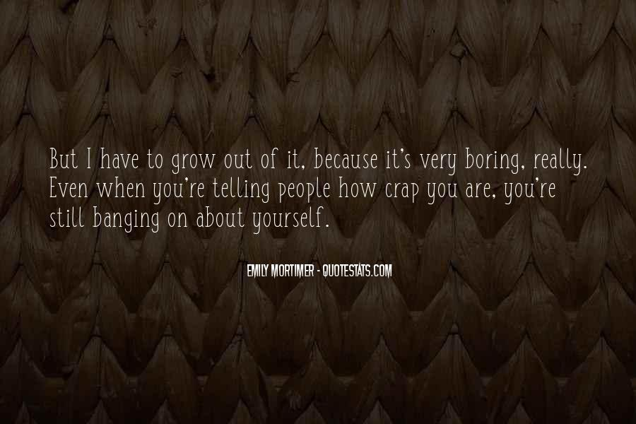 Quotes About Posting Quotes #199880