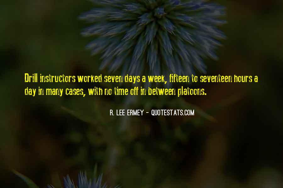 R L Ermey Quotes #730566
