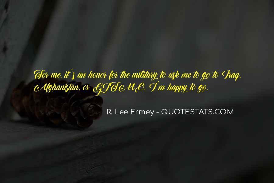R L Ermey Quotes #740190