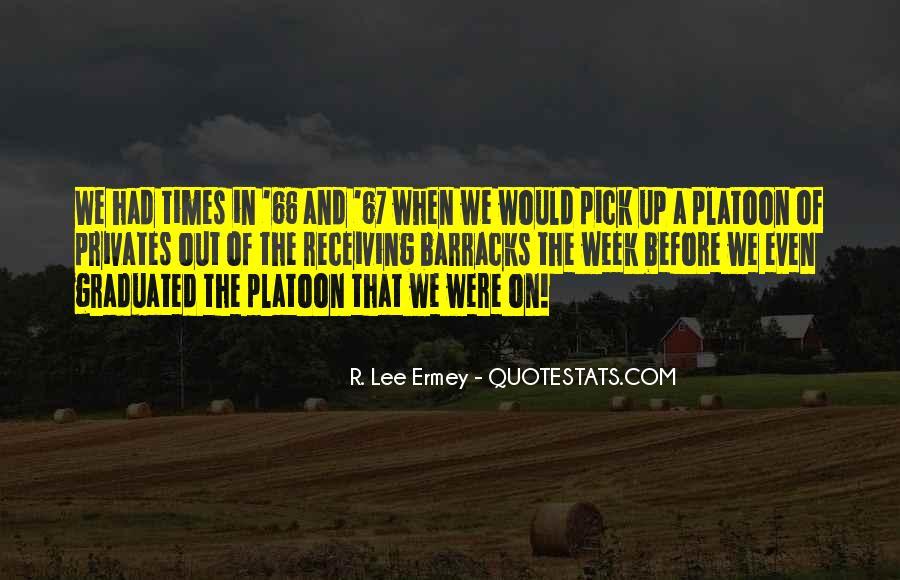 R L Ermey Quotes #750330
