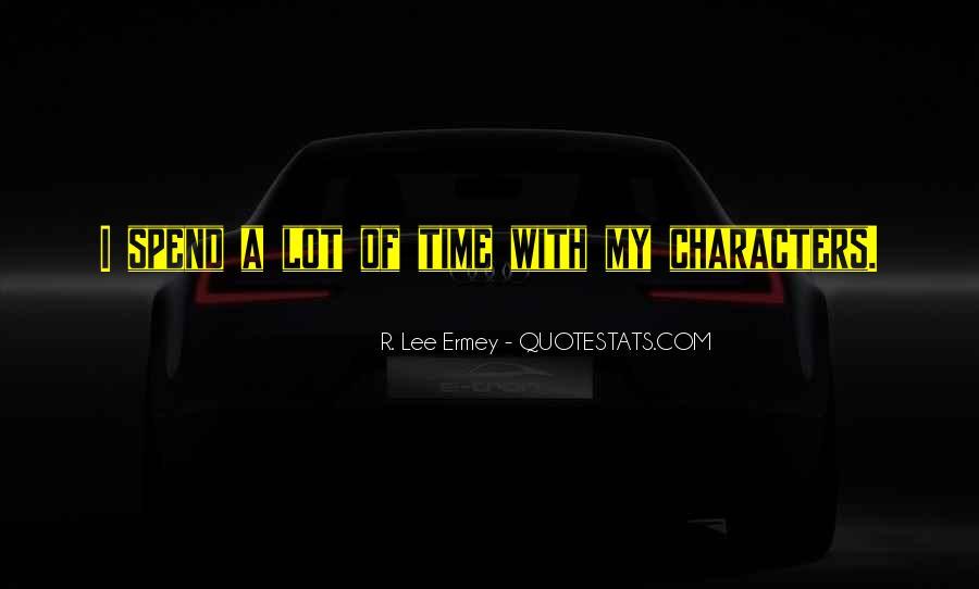 R L Ermey Quotes #921198