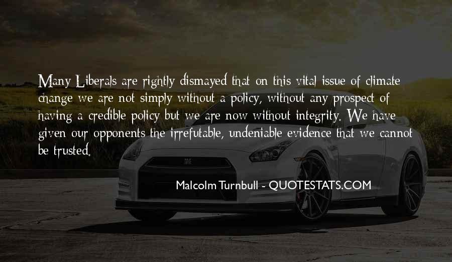 R Turnbull Quotes #230057