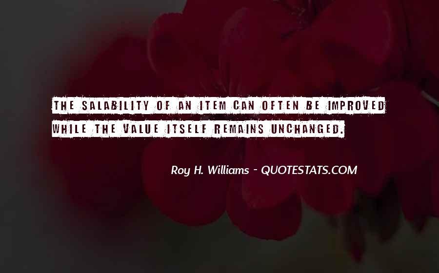 R.i.p.d Roy Quotes #34493