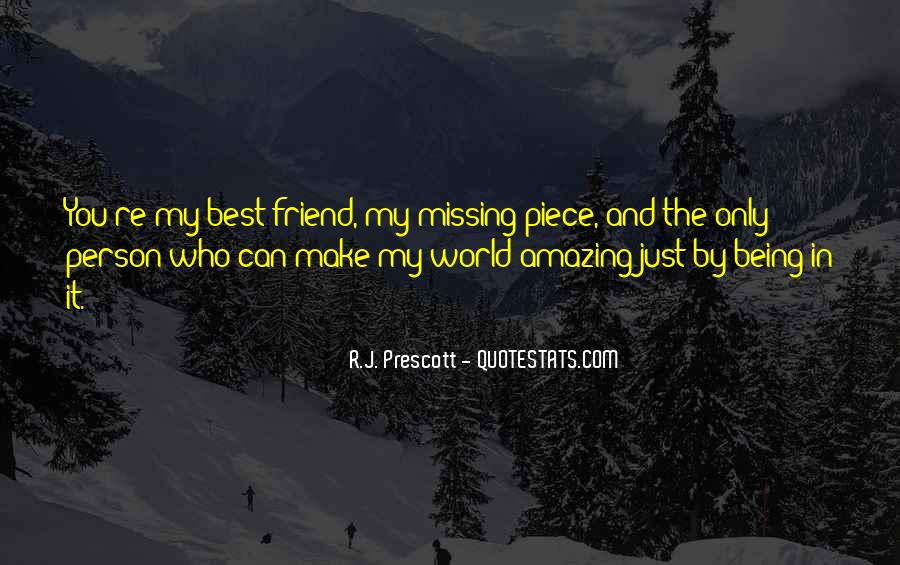 R.o.d Best Friend Quotes #407887