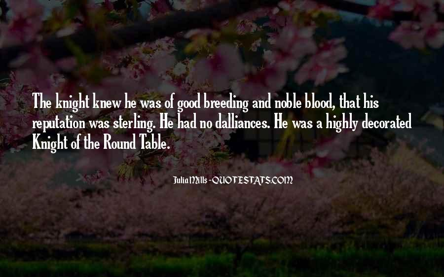 Quotes About King Arthur #1684309
