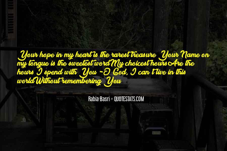 Rabia Quotes #1708210