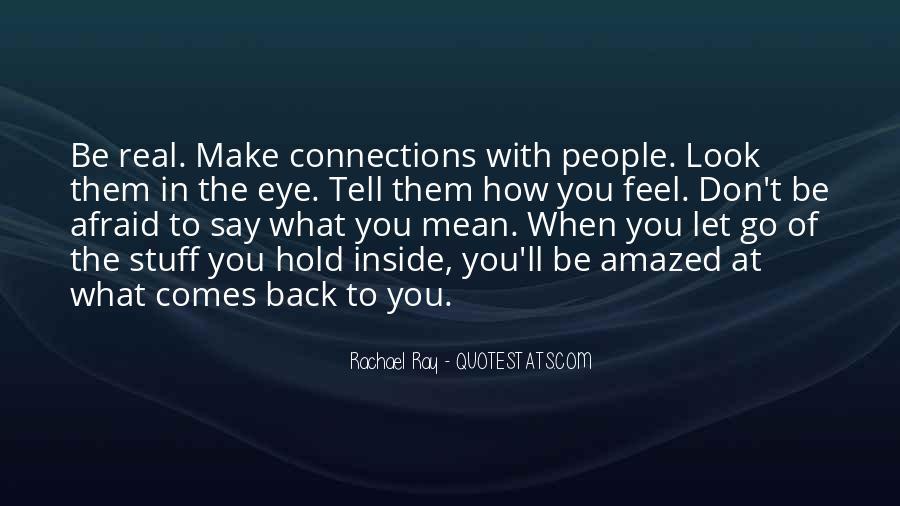 Rachael Quotes #126162