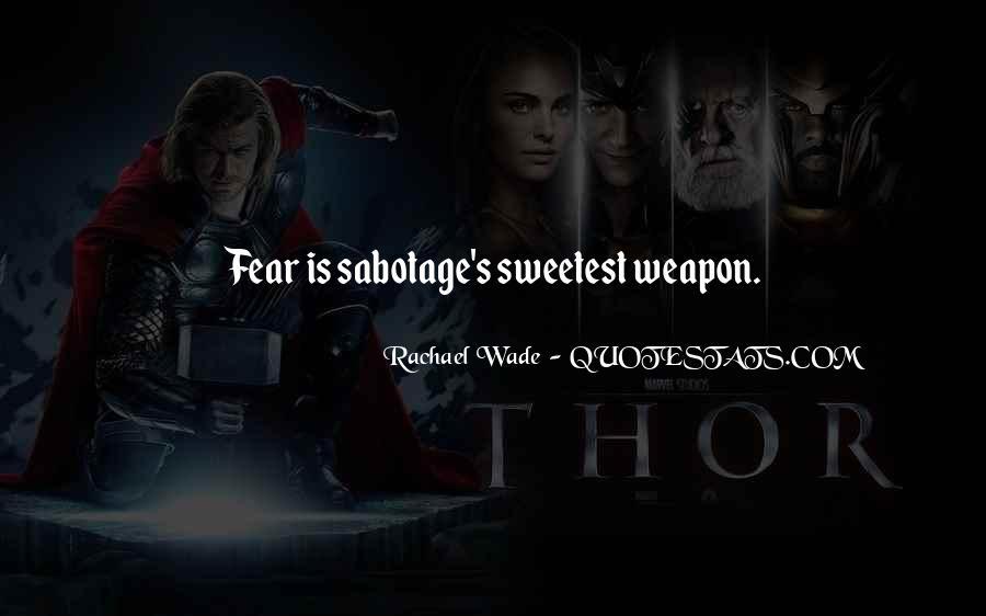 Rachael Quotes #128686