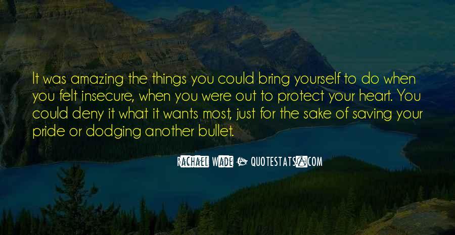 Rachael Quotes #15551