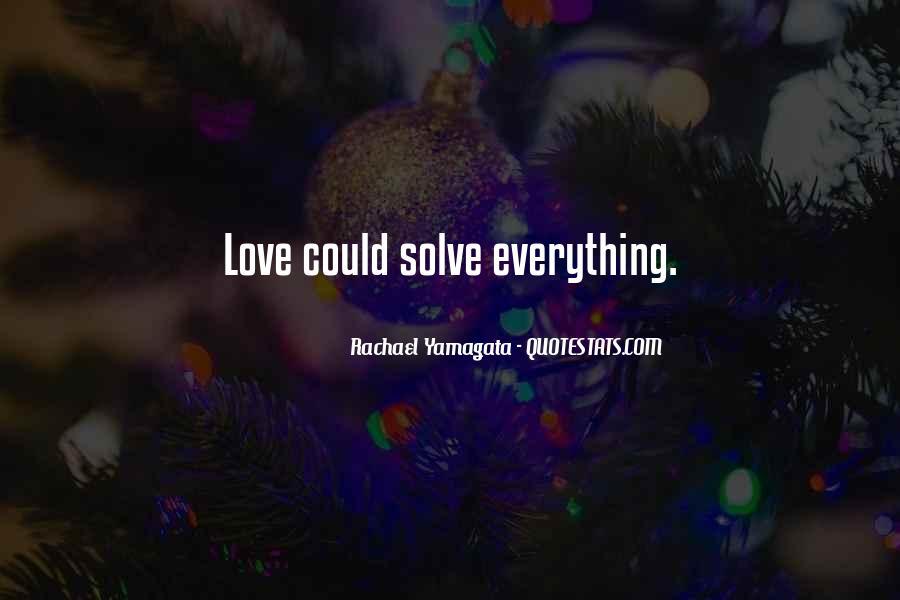 Rachael Quotes #156270