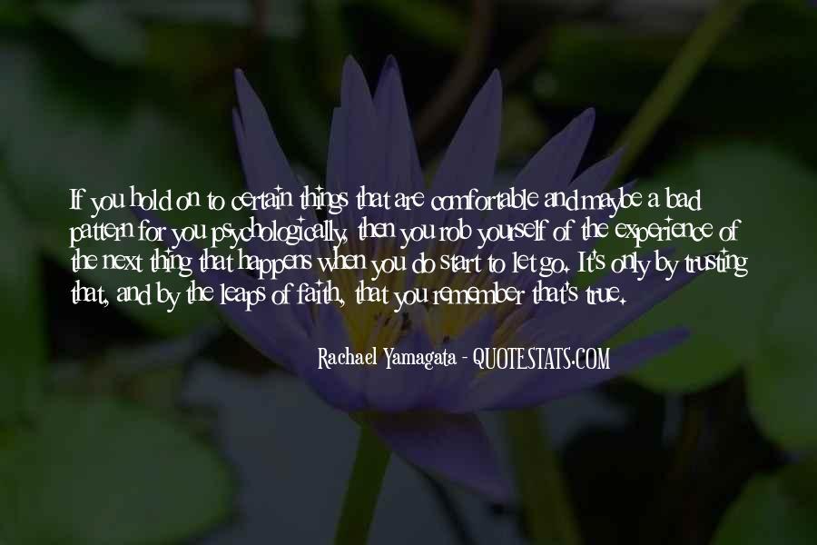 Rachael Quotes #187996