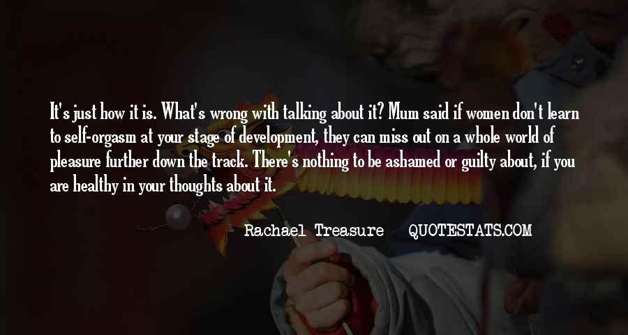 Rachael Quotes #201670