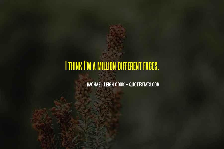 Rachael Quotes #269545