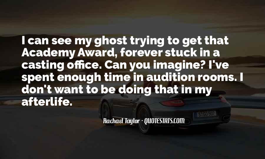 Rachael Quotes #289584