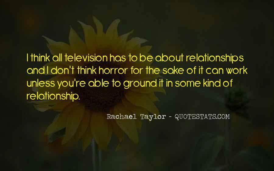 Rachael Quotes #304453
