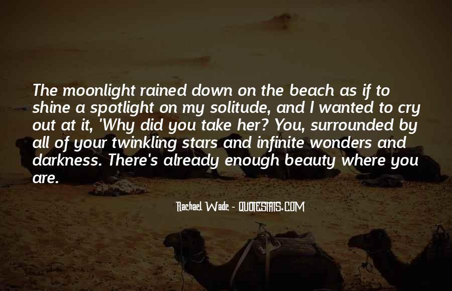 Rachael Quotes #385128