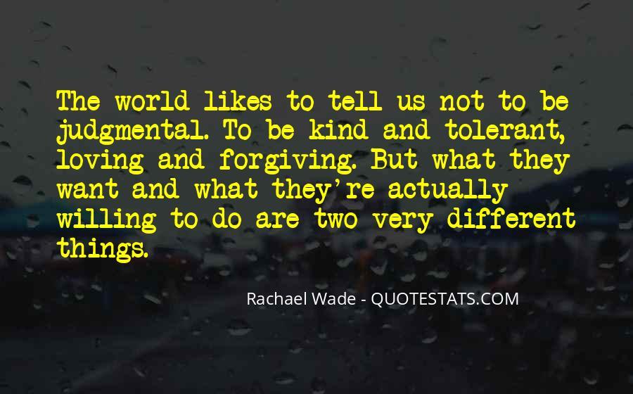 Rachael Quotes #403549