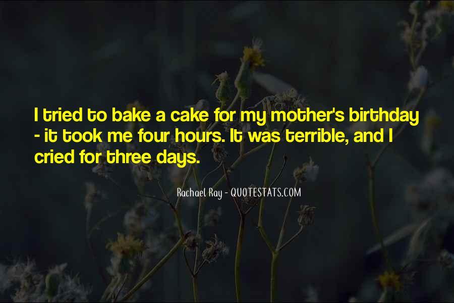 Rachael Quotes #404401