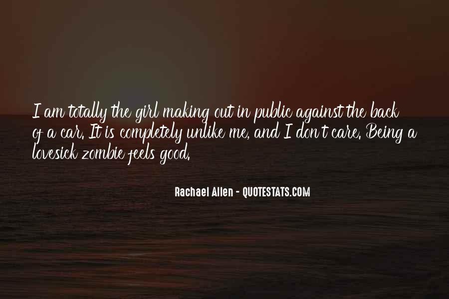 Rachael Quotes #446492