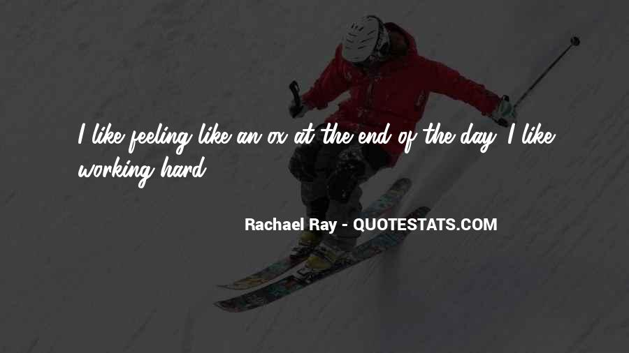 Rachael Quotes #478006