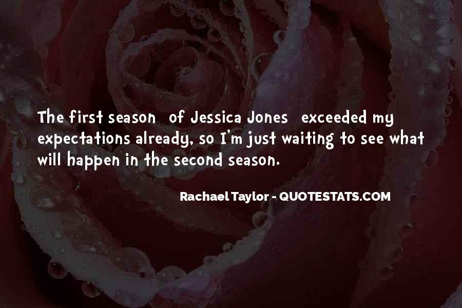Rachael Quotes #481088