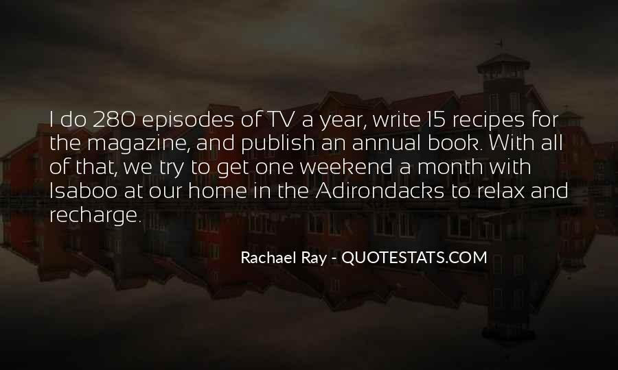 Rachael Quotes #495822