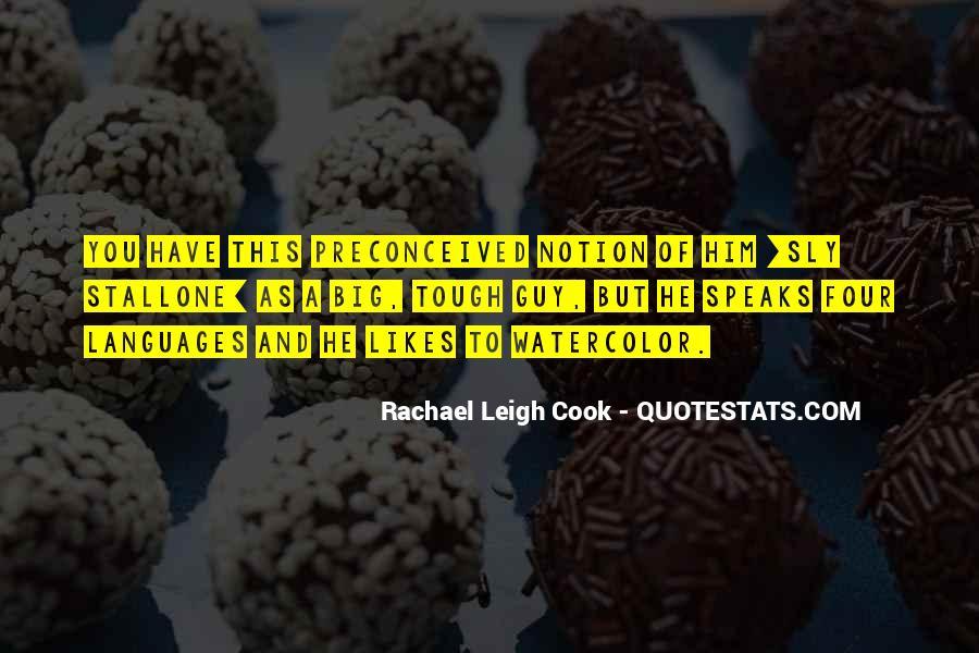 Rachael Quotes #511263