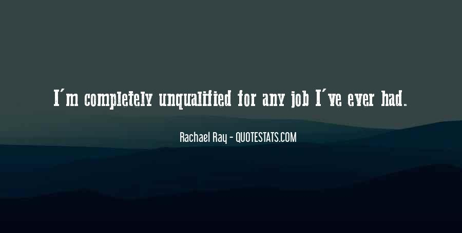 Rachael Quotes #529716