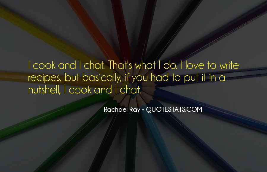 Rachael Quotes #542465