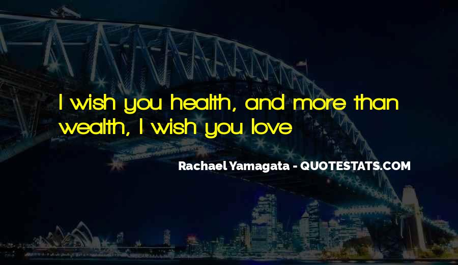 Rachael Quotes #617683