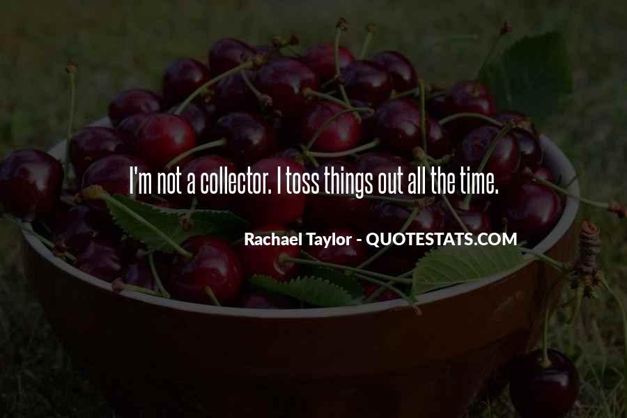 Rachael Quotes #631090