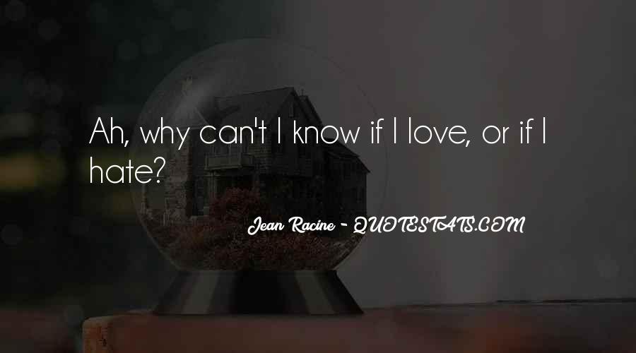Racine Love Quotes #1285925