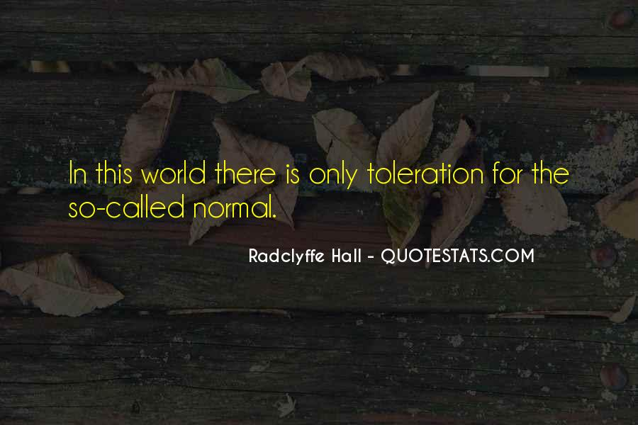 Radclyffe Quotes #123337