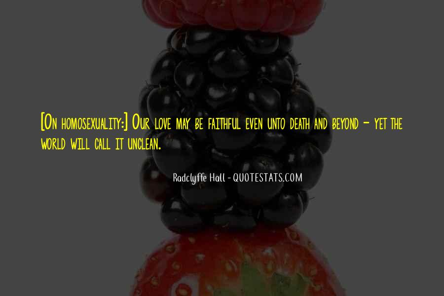 Radclyffe Quotes #1605777