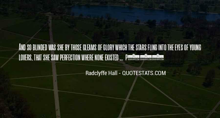 Radclyffe Quotes #310794