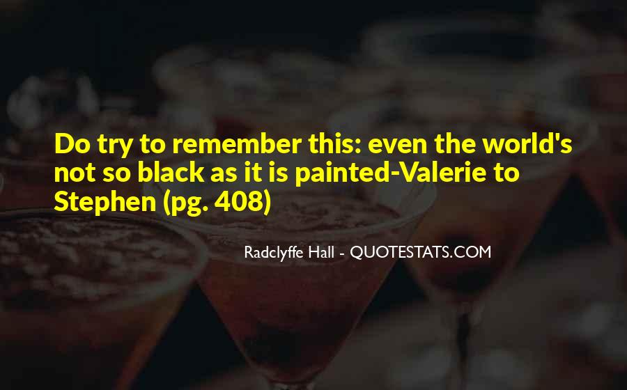 Radclyffe Quotes #421913