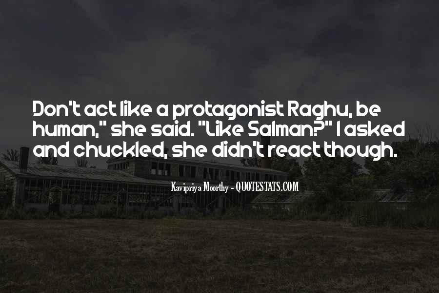 Raghu Quotes #29222