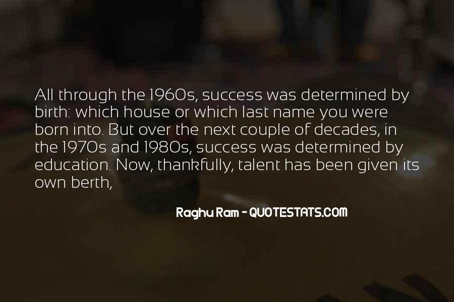 Raghu Quotes #732816
