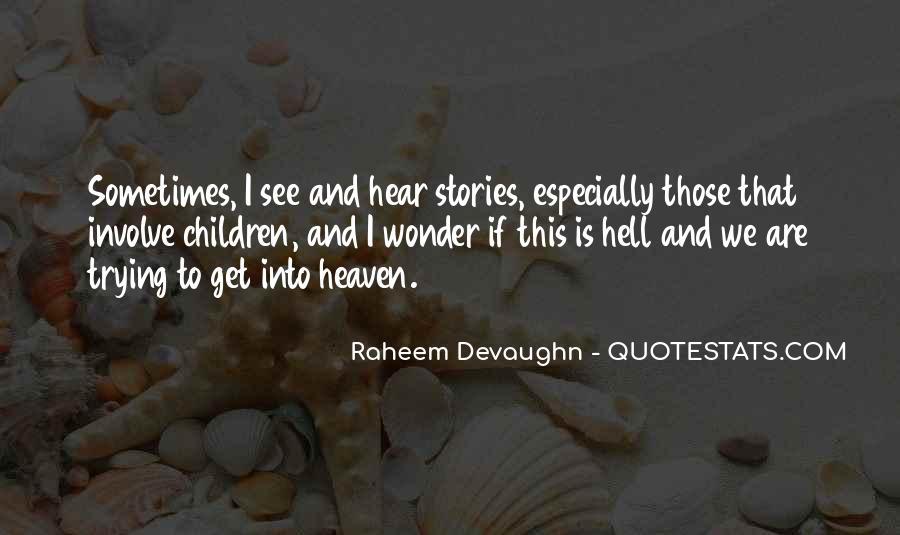 Raheem Quotes #1636686