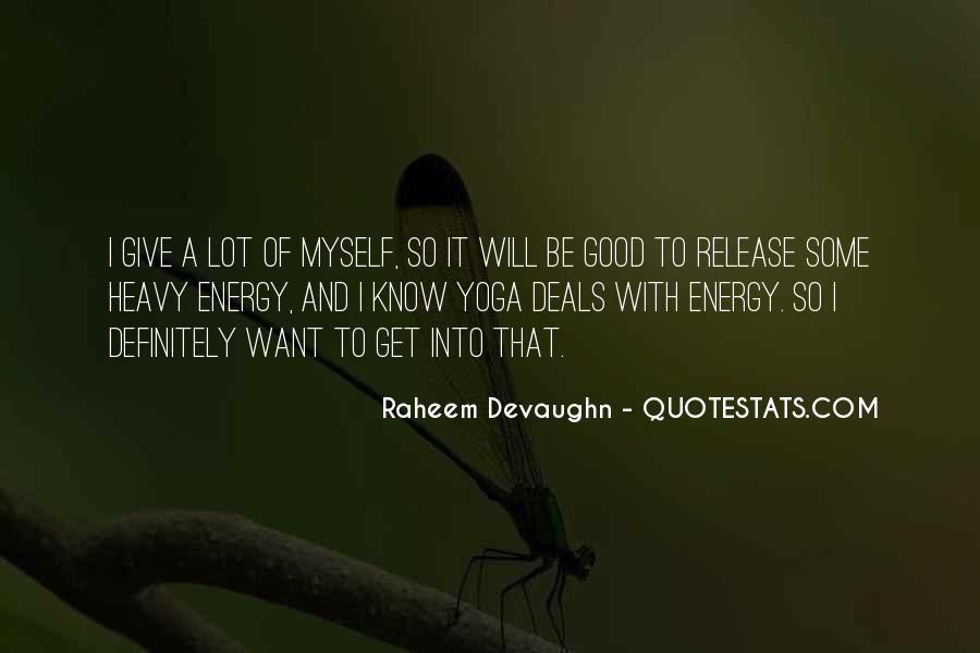 Raheem Quotes #1854006