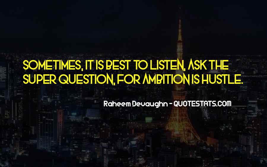 Raheem Quotes #878795